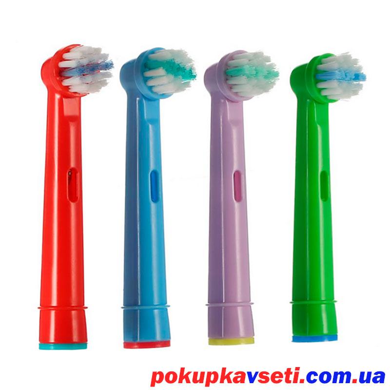 Купити дитячу насадку для зубної щітки Oral-B Stages 3421bdca6c2b1