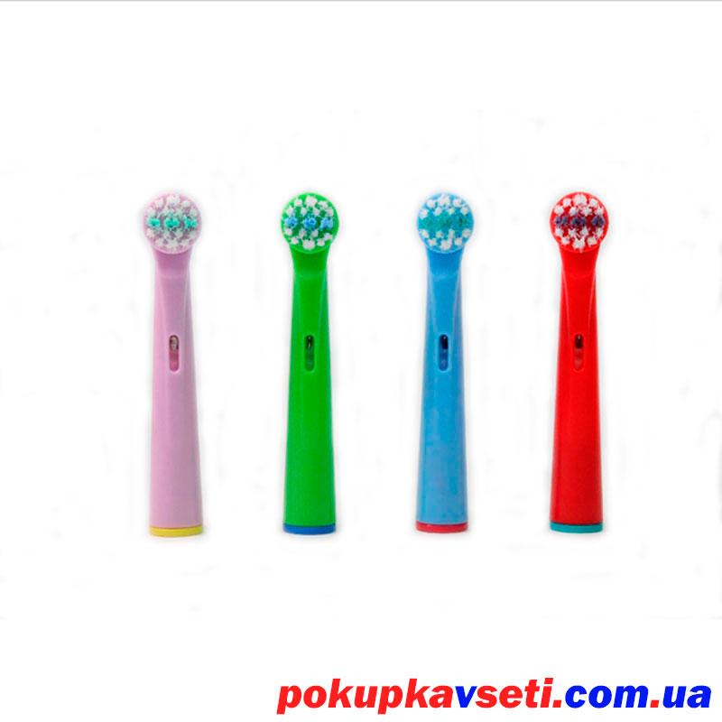 ... зубної щітки Oral-B · купити дитячі насадки для щітки орал бі 10c7afe444048